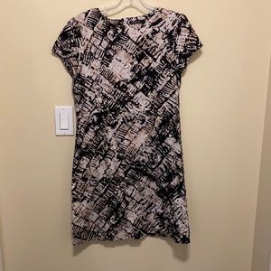 Body con business causal dress